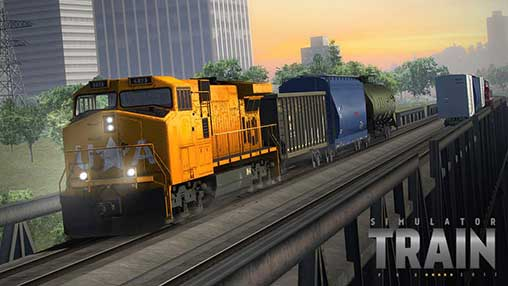 Train Simulator PRO 2018 Mod