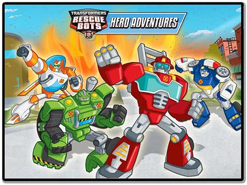Transformers Rescue Bots Hero
