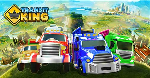 Transit King 2 8 Apk + Mod Money for Android