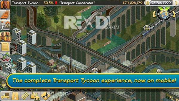 Transport Tycoon Apk