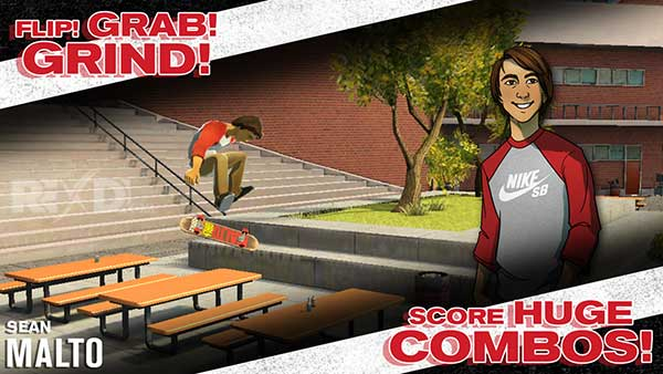 Transworld Endless Skater Apk