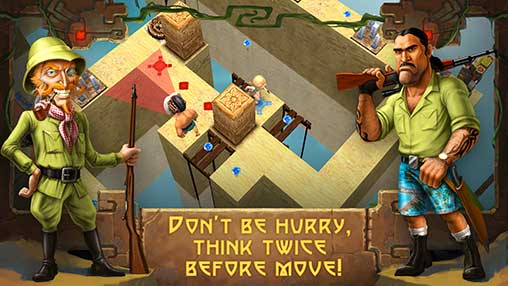 Traps and Treasures Apk