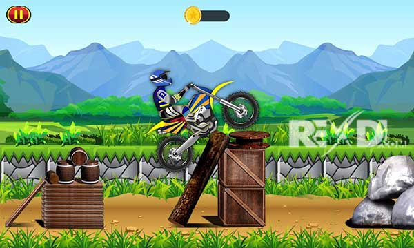Trial Dirt Bike Racing Mayhem Apk