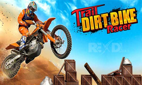 Trial Dirt Bike Racing Mayhem