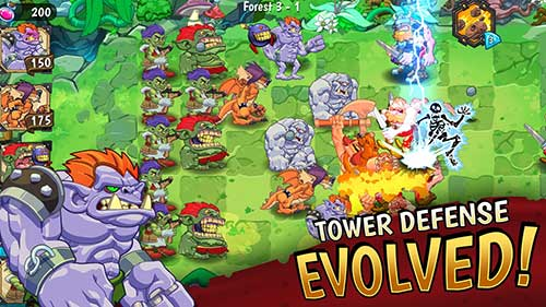 Trolls vs Vikings 2 Apk