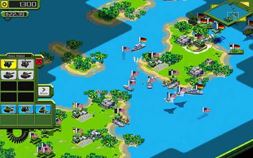 Tropical Stormfront - RTS Apk