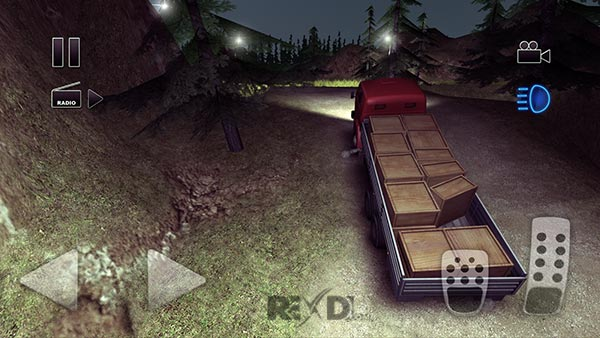 Truck Driver crazy road 2.0.13 Apk + Mod (Money) for Android