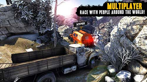 Truck Evolution Offroad 2 1.0.9 Apk + Mod (Money) for Android