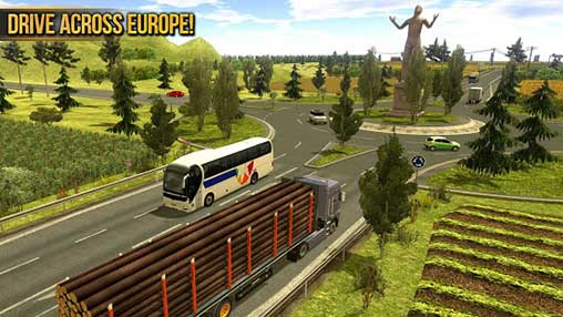 Truck Simulator 2018 : Europe Apk