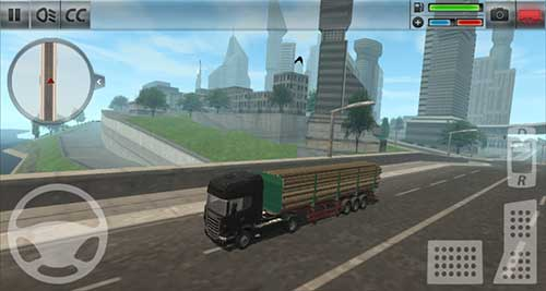 Truck Simulator City Apk