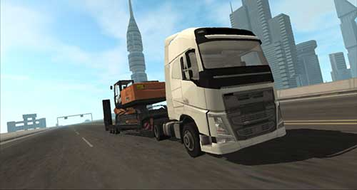 Truck Simulator City