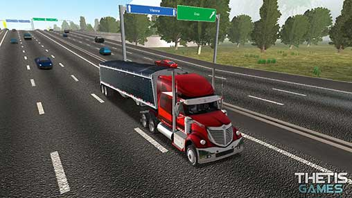 Truck Simulator Europe 2 HD Apk