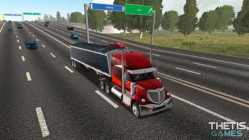Truck Simulator Europe 2 HD Apk
