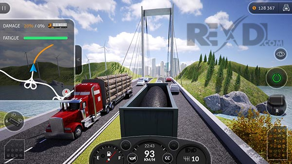 Truck Simulator PRO 2016 Android