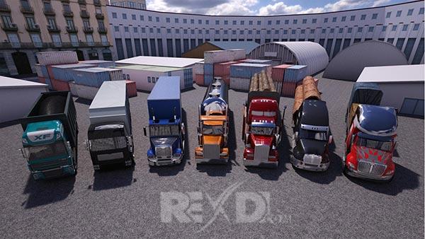 Truck Simulator PRO 2016 Volvo