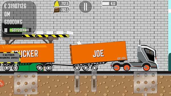 Trucker Joe Mod