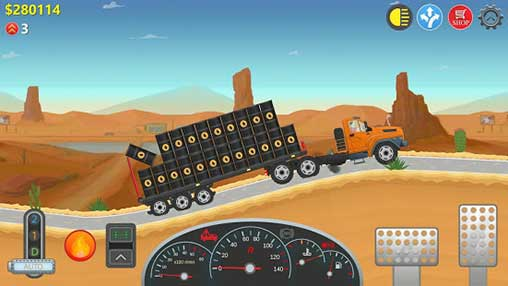 Trucker Real Wheels - Simulator Apk