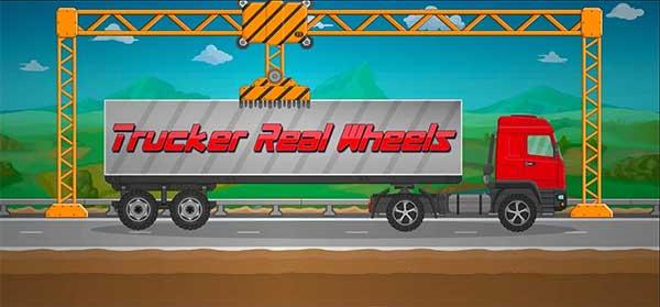 Trucker Real Wheels - Simulator Cover
