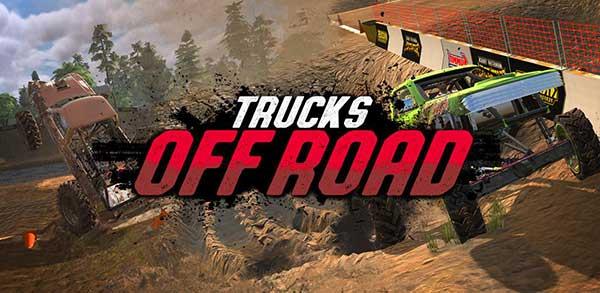 Trucks Off Road mod