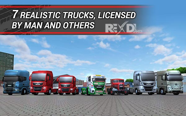 TruckSimulation 16 Android