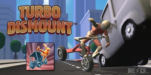 Turbo Dismount 1.26.0 Apk Mod Unlocked for Android