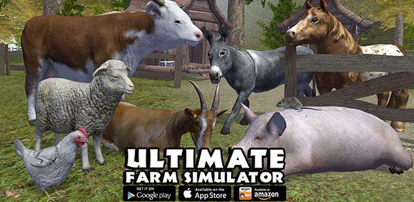 Ultimate Farm Simulator Mod