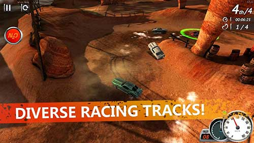 Underground Racing HD Apk