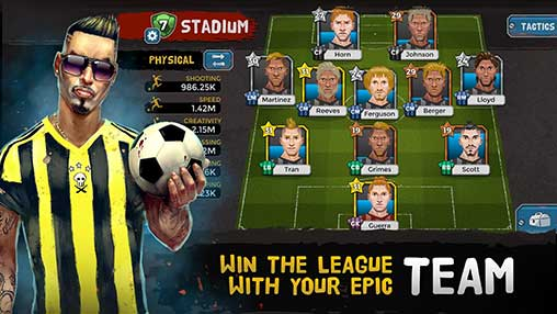 Underworld Soccer Manager 18 Apk