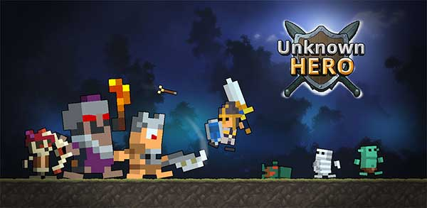 Unknown HERO Mod