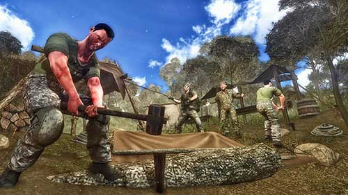 US Army Survival Training Apk