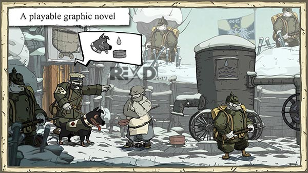Valiant Hearts The Great War Android