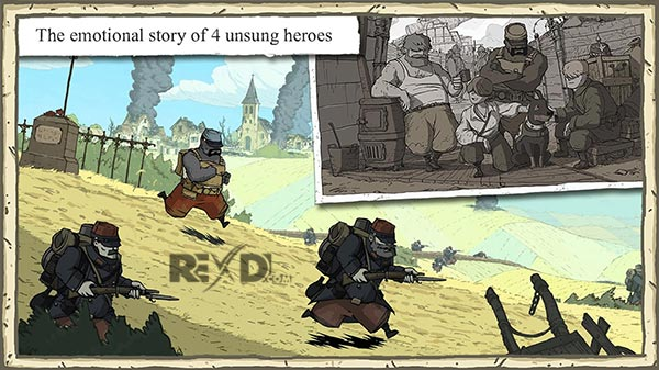 Valiant Hearts The Great War Apk