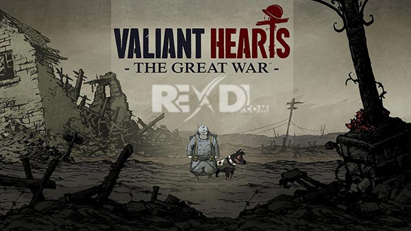 Valiant Hearts The Great War 1 0 4 Cracked Full Apk + Data