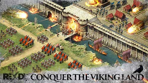 Vikings – Age of Warlords Apk