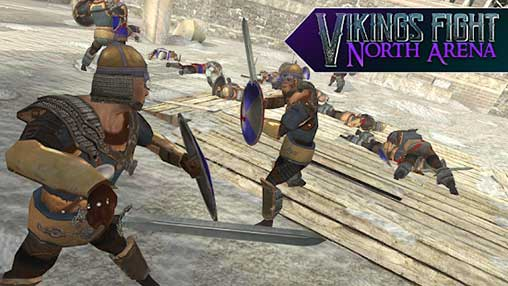 Vikings Fight: North Arena Apk
