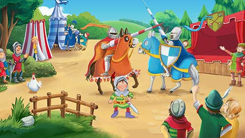 Vincelot A Knight's Adventure Apk