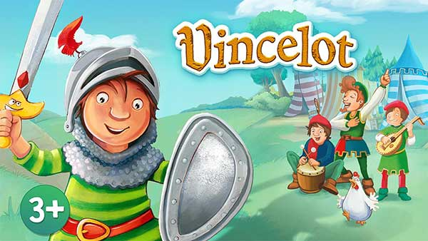 Vincelot A Knight's Adventure