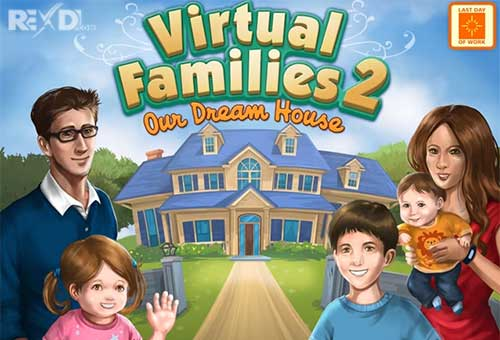 how to get free money on virtual families