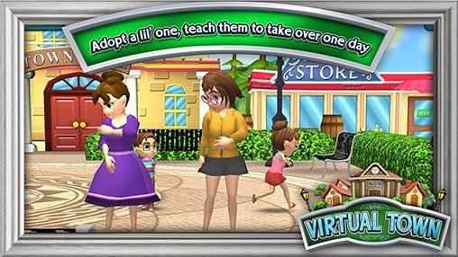 Virtual Town Apk