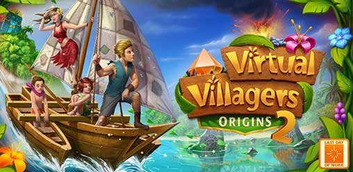 Virtual Villagers Origins 2 2 5 12 Apk + Mod for Android
