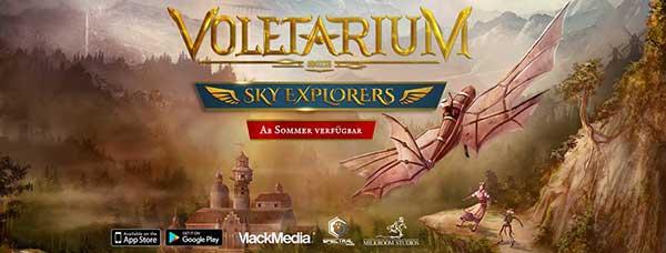 Voletarium: Sky Explorers 1 0 21 Apk + Mod Money + Data for