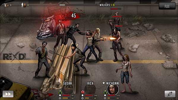 Walking Dead Road to Survival Apk