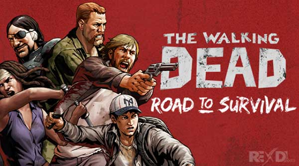 Walking Dead Road to Survival