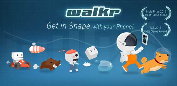 Walkr: Fitness Space Adventure 5.12.2.2 Apk + Mod (Coins) Android