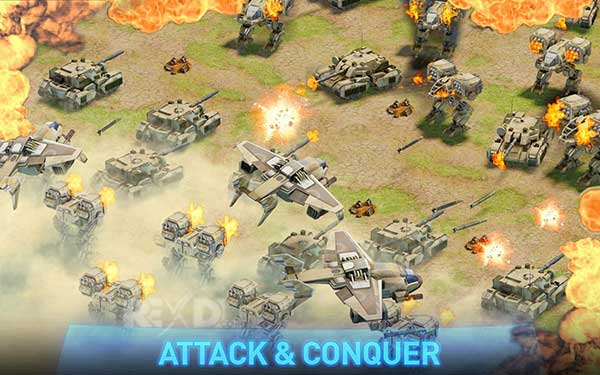 War of Nations PvP Domination Apk