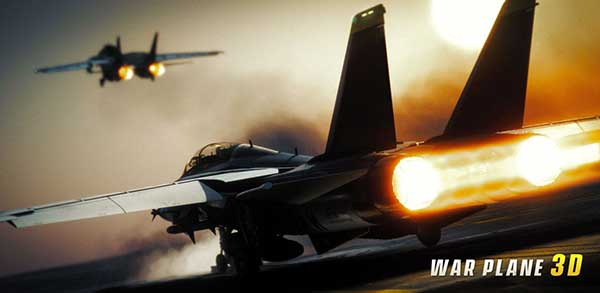 Permalink to War Plane 3D 1.1.1 Apk + MOD (Free Shopping) for Android