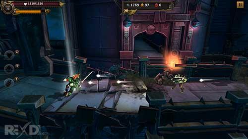 Warhammer 40,000 Carnage Apk