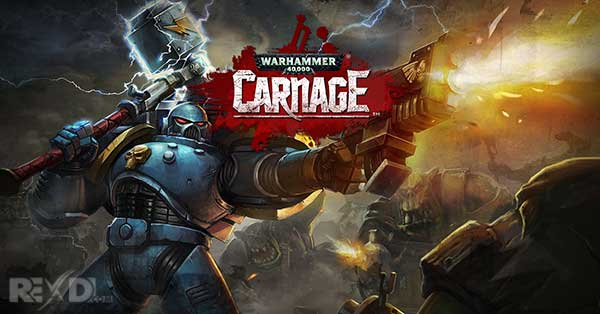 Warhammer 40,000 Carnage