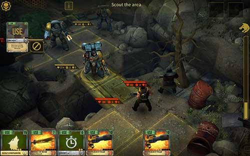 Warhammer 40,000: Space Wolf Apk