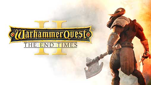 Warhammer Quest 2: The End Times 2 30 07 Apk + Mod + Data